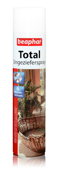 Ungeziefer Spray Total