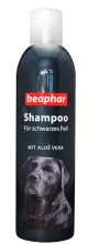Hunde Shampoo für schwarzes Fell