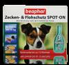 Zecken- und Flohschutz SPOT-ON, für kleine Hunde (bis 15kg)