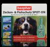 Zecken- und Flohschutz SPOT-ON, für große Hunde (ab 15 kg)